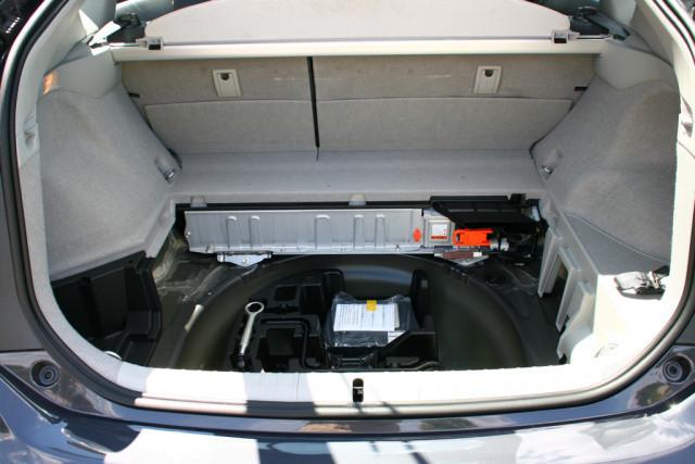 toyota yaris hybrid batteria