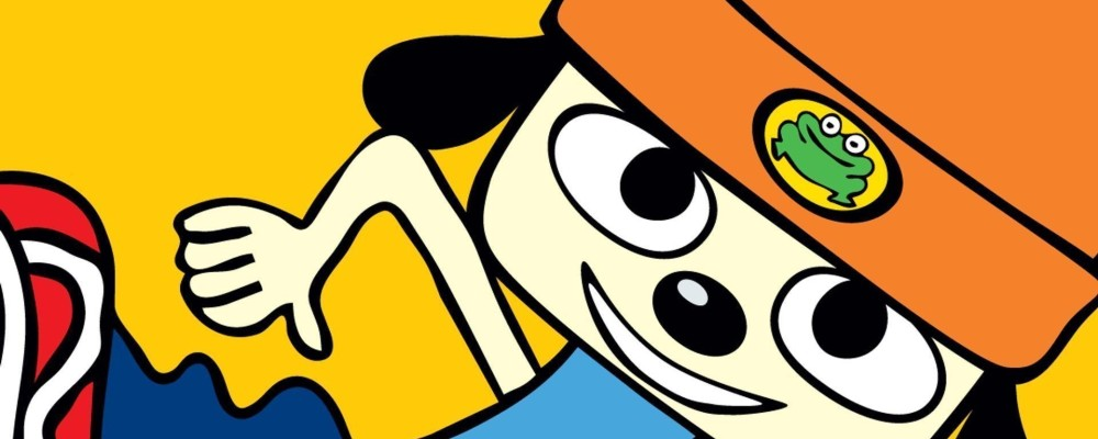 PaRappa the Rapper, la mascotte PlayStation ad aprile su PS4
