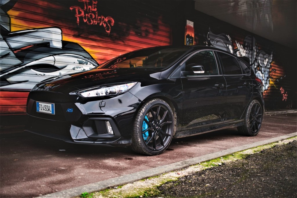 Ford Focus Rs La Nostra Prova Su Strada Tom S Hardware