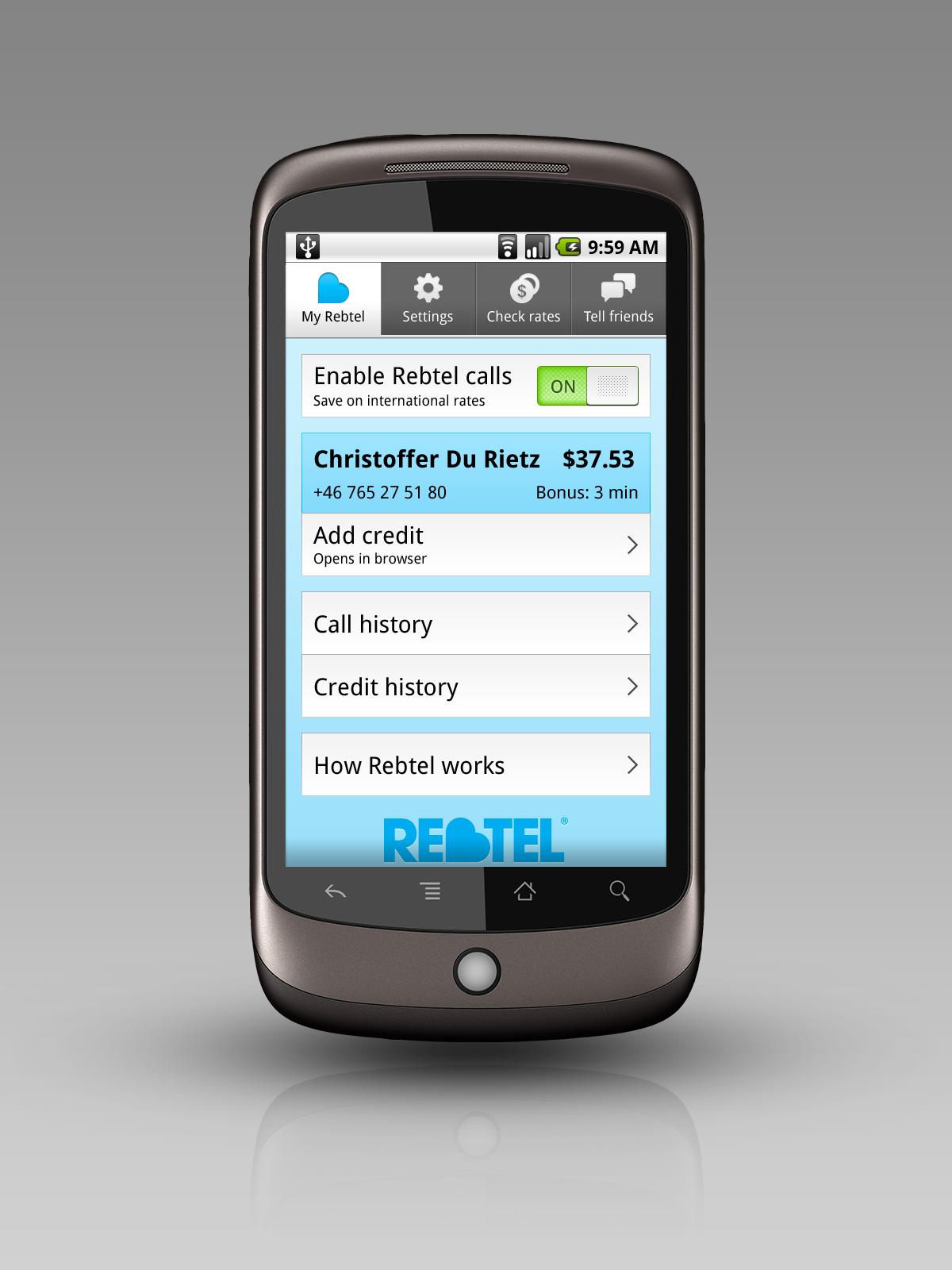 Chiamate gratis wifi android cracker