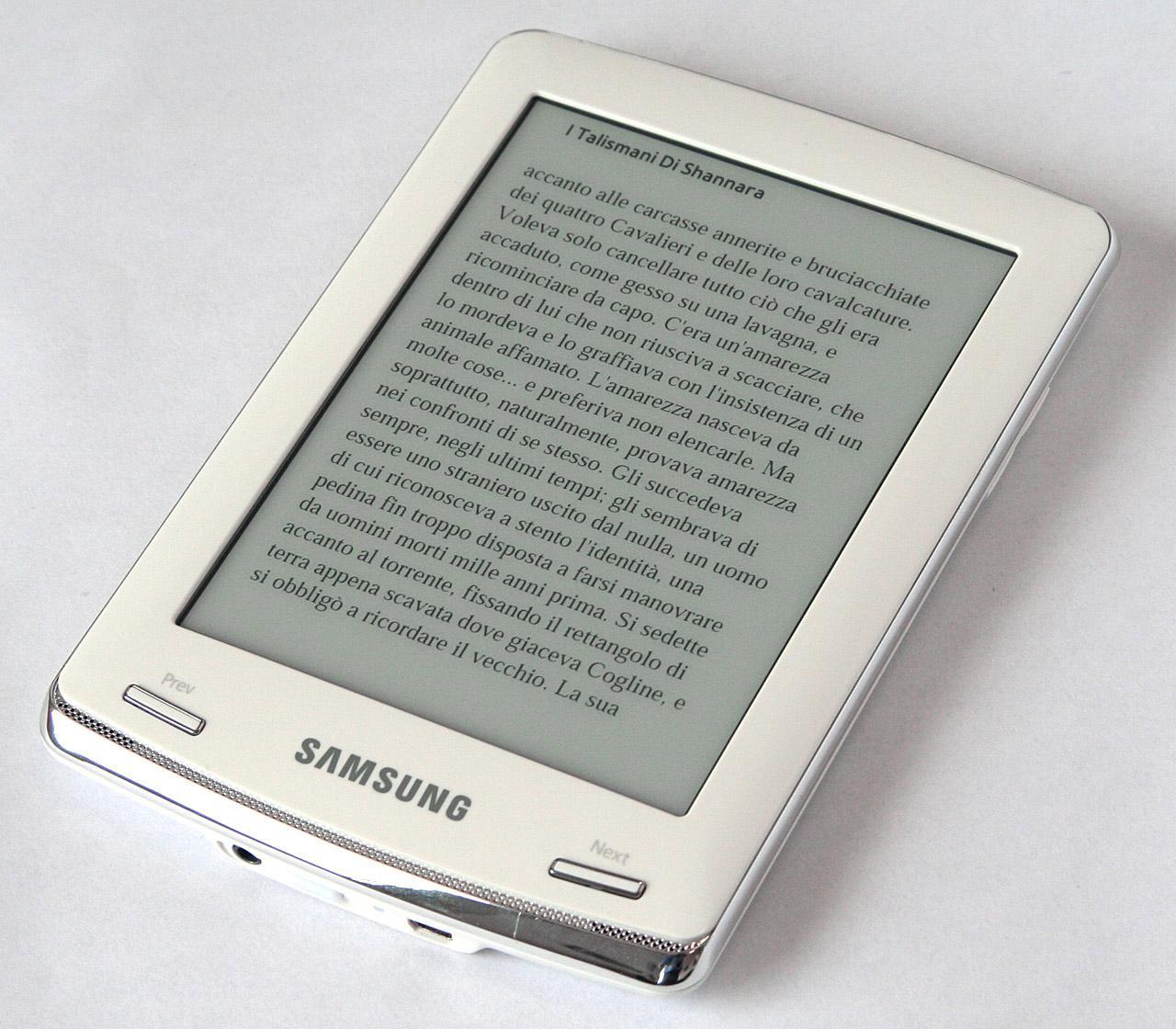 ebook reader pc molto sesso
