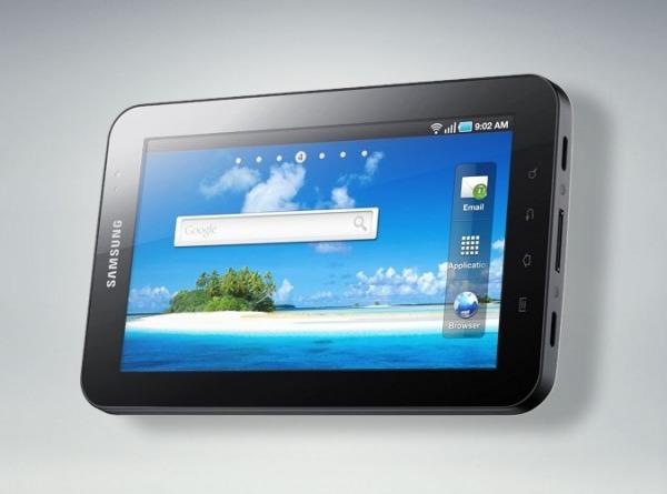 Galaxy Tab, Samsung sfida l'iPad