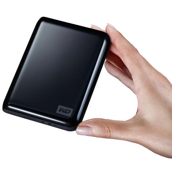 WD My Passport Hard Disk Esterni Con USB 30