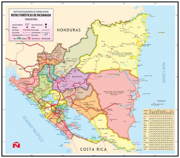 Cartina Geografica Nicaragua.Google Maps Nicaragua E Costa Rica Ai Ferri Corti Tom S Hardware