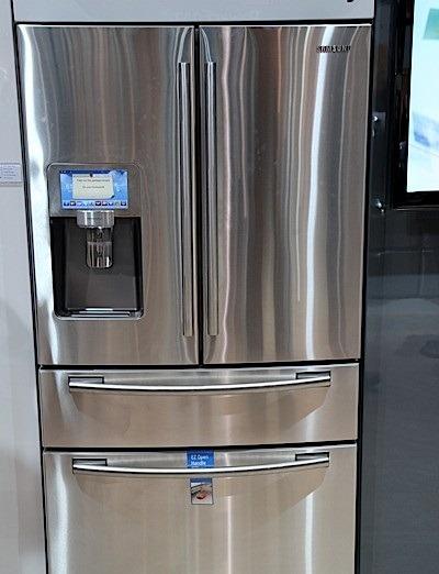 Samsung RF4289, il frigorifero WiFi del futuro - Tom\'s Hardware