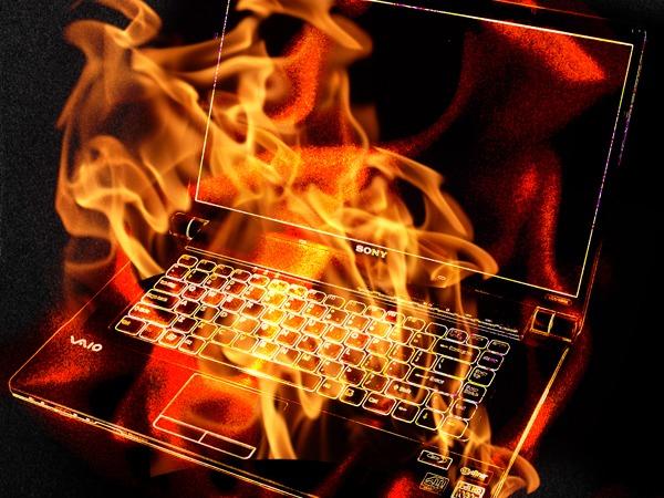 Risultati immagini per Eccessivo Riscaldamento del Laptop?
