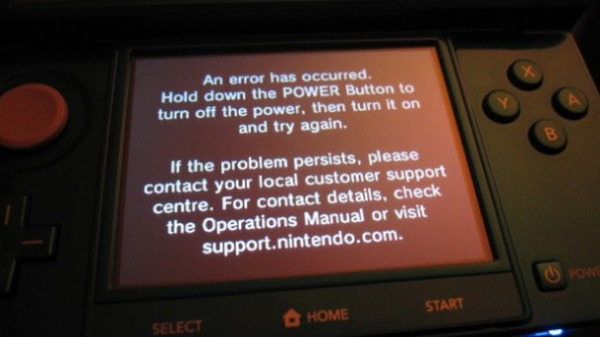 r4 3ds error wrong date or firmware expired