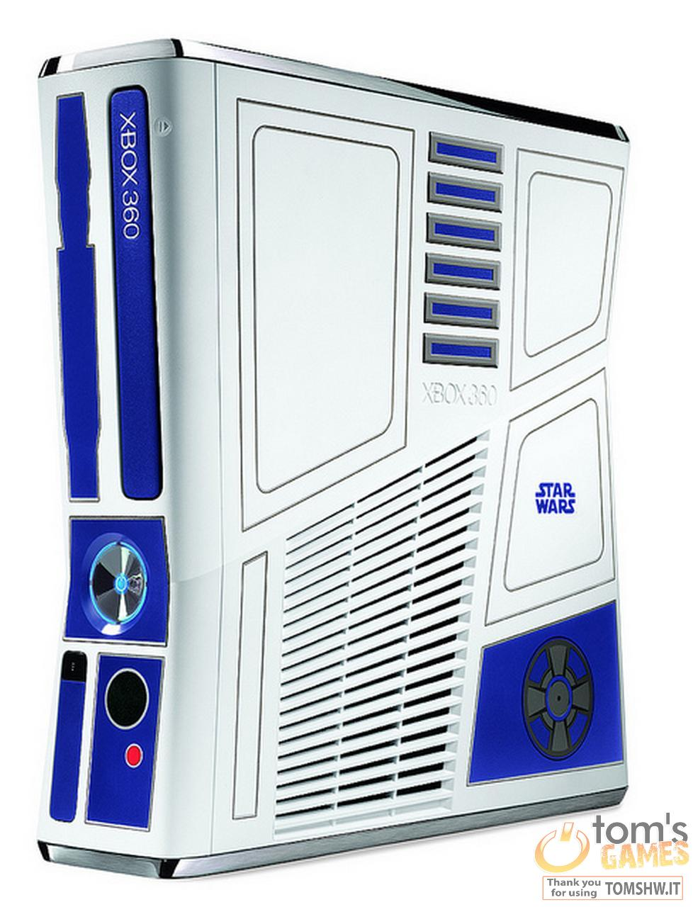 Xbox 360 Limited Edition Kinect Star Wars 1