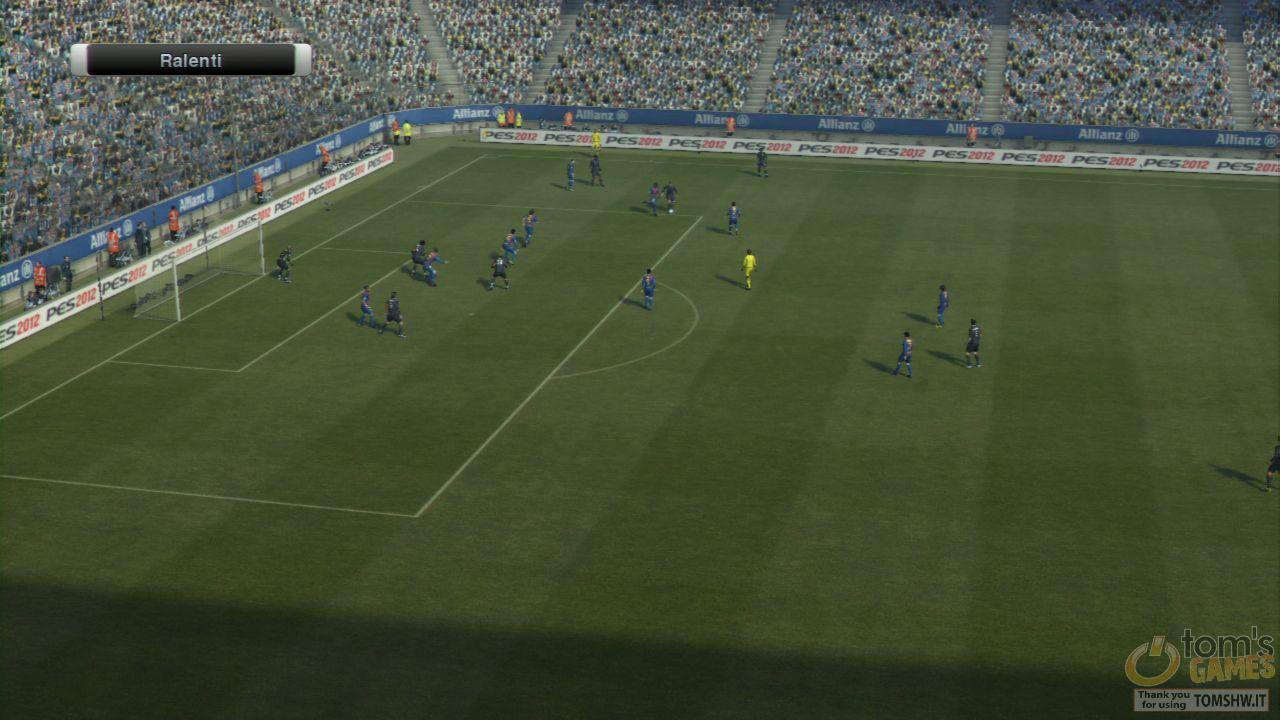 Pro Evolution Soccer 2012 - Screenshot 36
