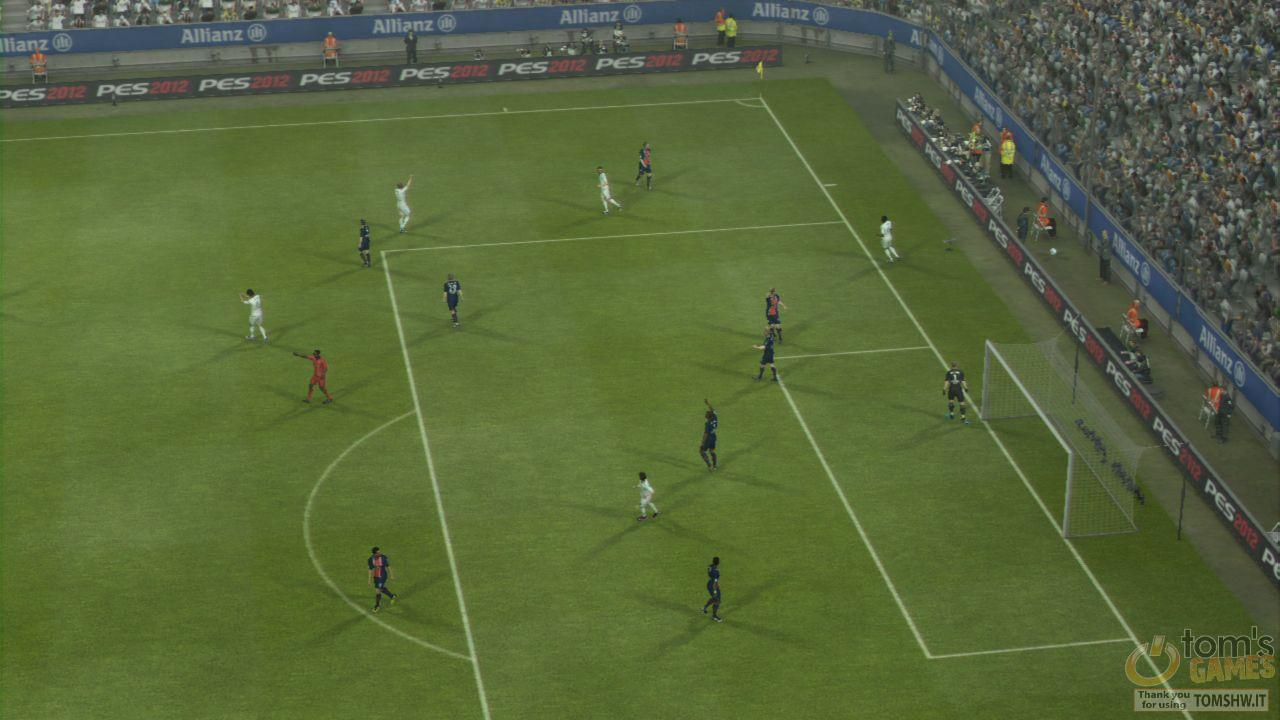 Pro Evolution Soccer 2012 - Screenshot 47