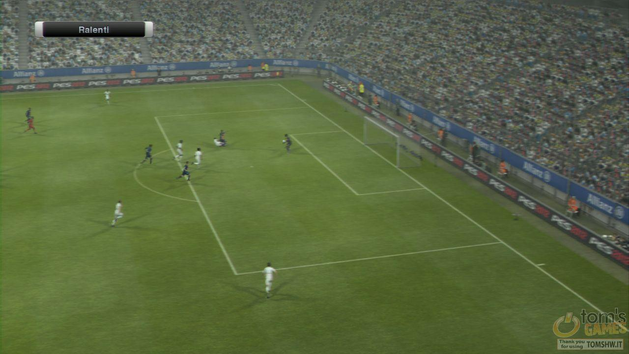 Pro Evolution Soccer 2012 - Screenshot 62