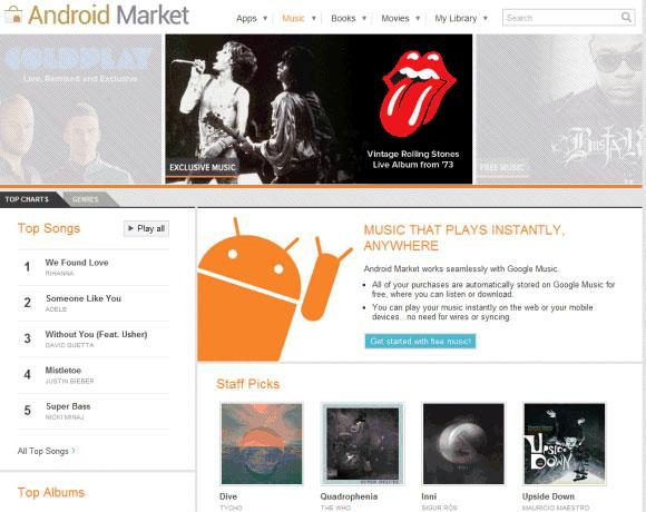 how to download music from google music cloud
