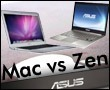 Asus Zenbook UX31 vs. MacBook Air, gli ultrasottili di moda a confronto