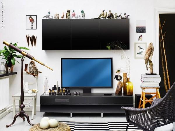 Ikea uppleva: mobile, tv led, lettore blu ray e audio 2.1   tom's ...