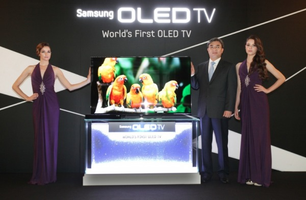 le tv lcd di samsung sono le pi vendute seconda lg tom. Black Bedroom Furniture Sets. Home Design Ideas