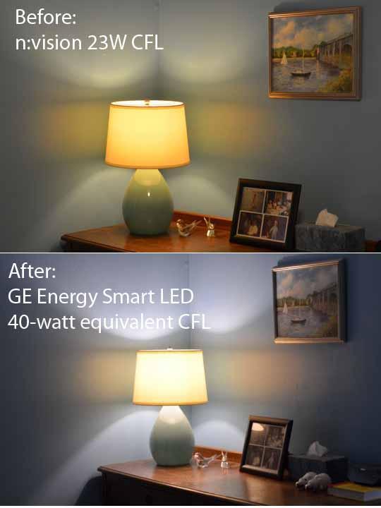 Lampadina a led da 27 watt che illumina come una 100 tom for Lampadine led 100 watt