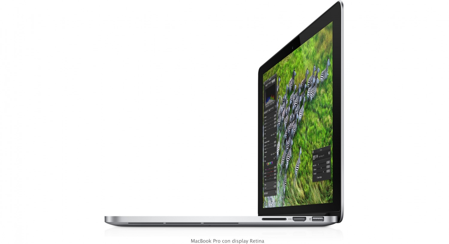 Apple MacBook Pro Retina - PR 1