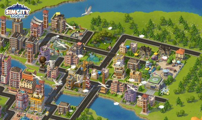 Simcity social su facebook rischia di far perdere il for Software di layout di costruzione gratuito