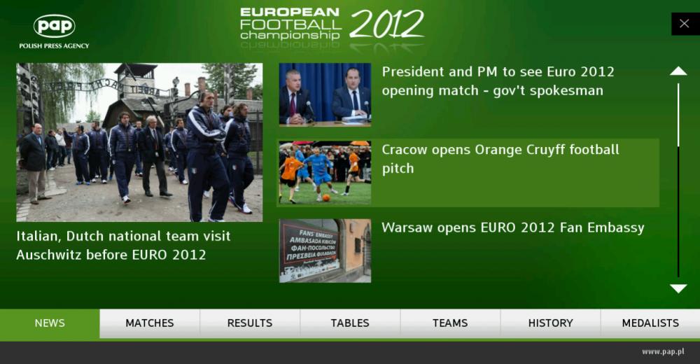 philips smart tv app gratuita per euro 2012 e olimpiadi tom 39 s hardware. Black Bedroom Furniture Sets. Home Design Ideas