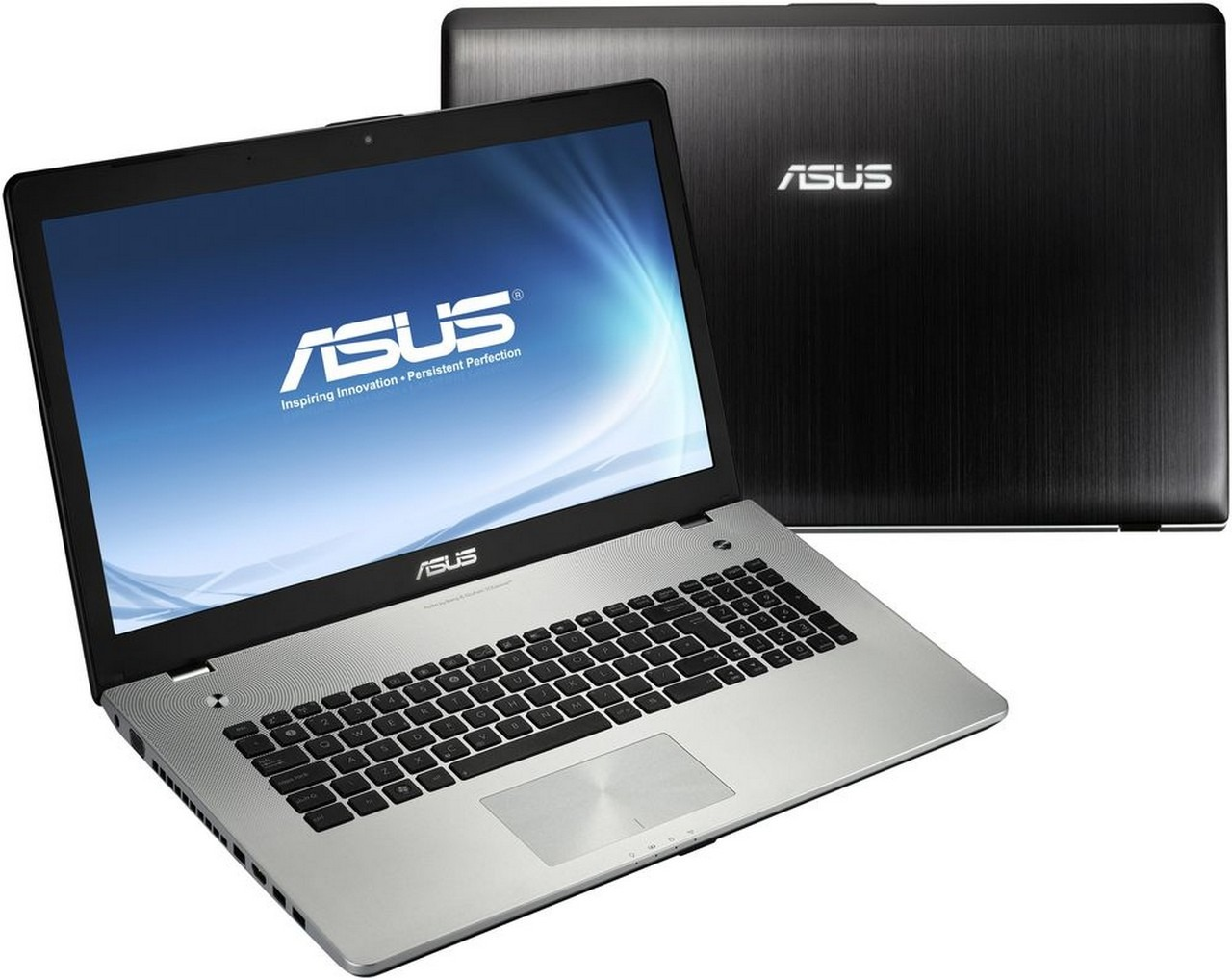 asus n76v v2g 6 de ram 1to de disque core i7 ecran de 17 3 pouces ebay. Black Bedroom Furniture Sets. Home Design Ideas