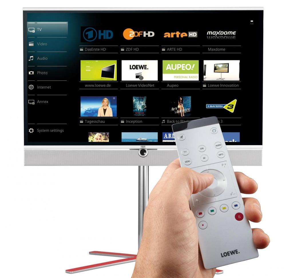 Loewe Smart TV Individual presto tre modelli LED Full HD - Tom\'s ...