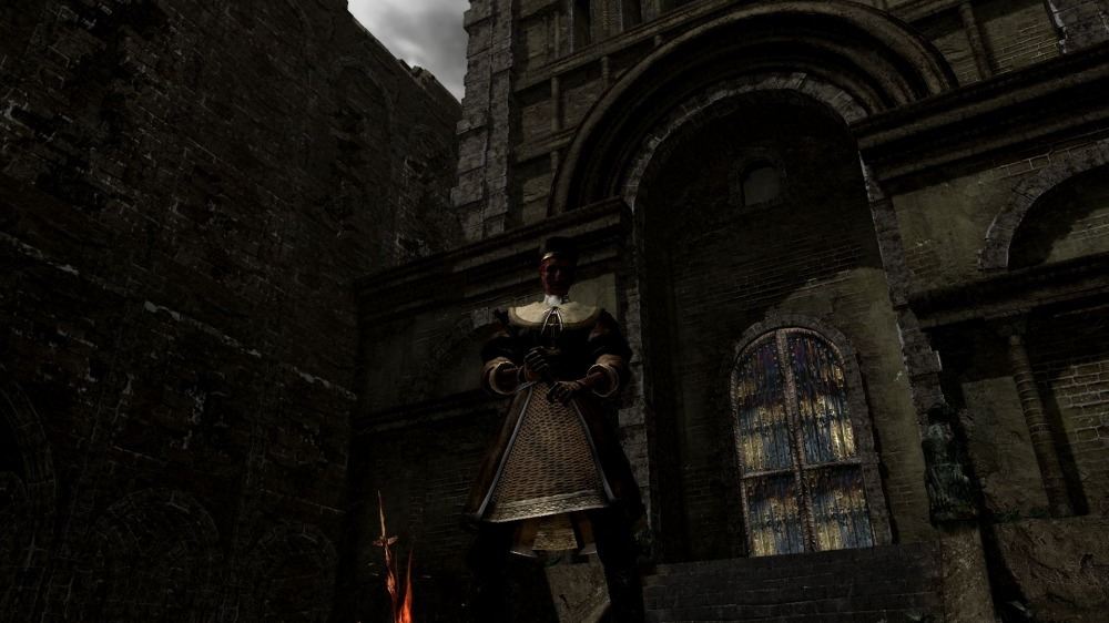 Dark Souls su PC con risoluzione bloccata ma c'è un fix