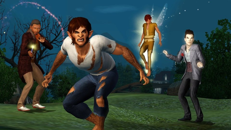 The Sims 3 Supernatural prova a battere Guild Wars 2