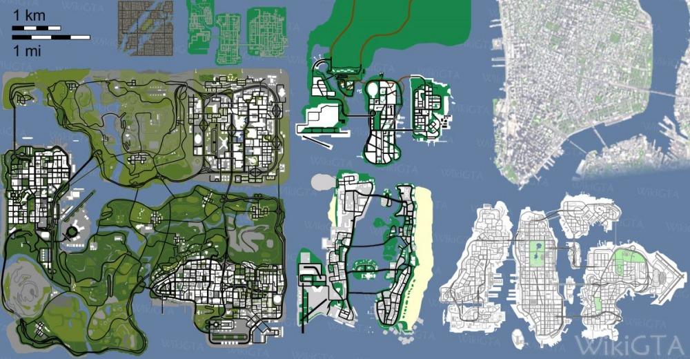 Trucco Aereo Da Caccia Gta 5 : Rockstar vuole tutte le città di gta in un unico gioco