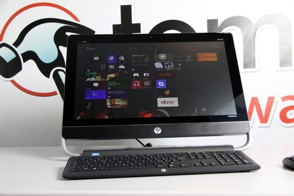 HP Envy 23 Touchsmart, All-in-One versatile a 1000 euro - Tom\'s Hardware