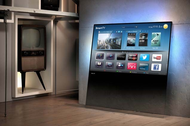 Super Philips DesignLine Smart TV, il televisore invisibile - Tom's Hardware SX74