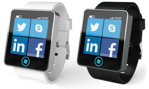 Microsoft un orologio hi tech per sfidare apple e google for Orologio della samsung