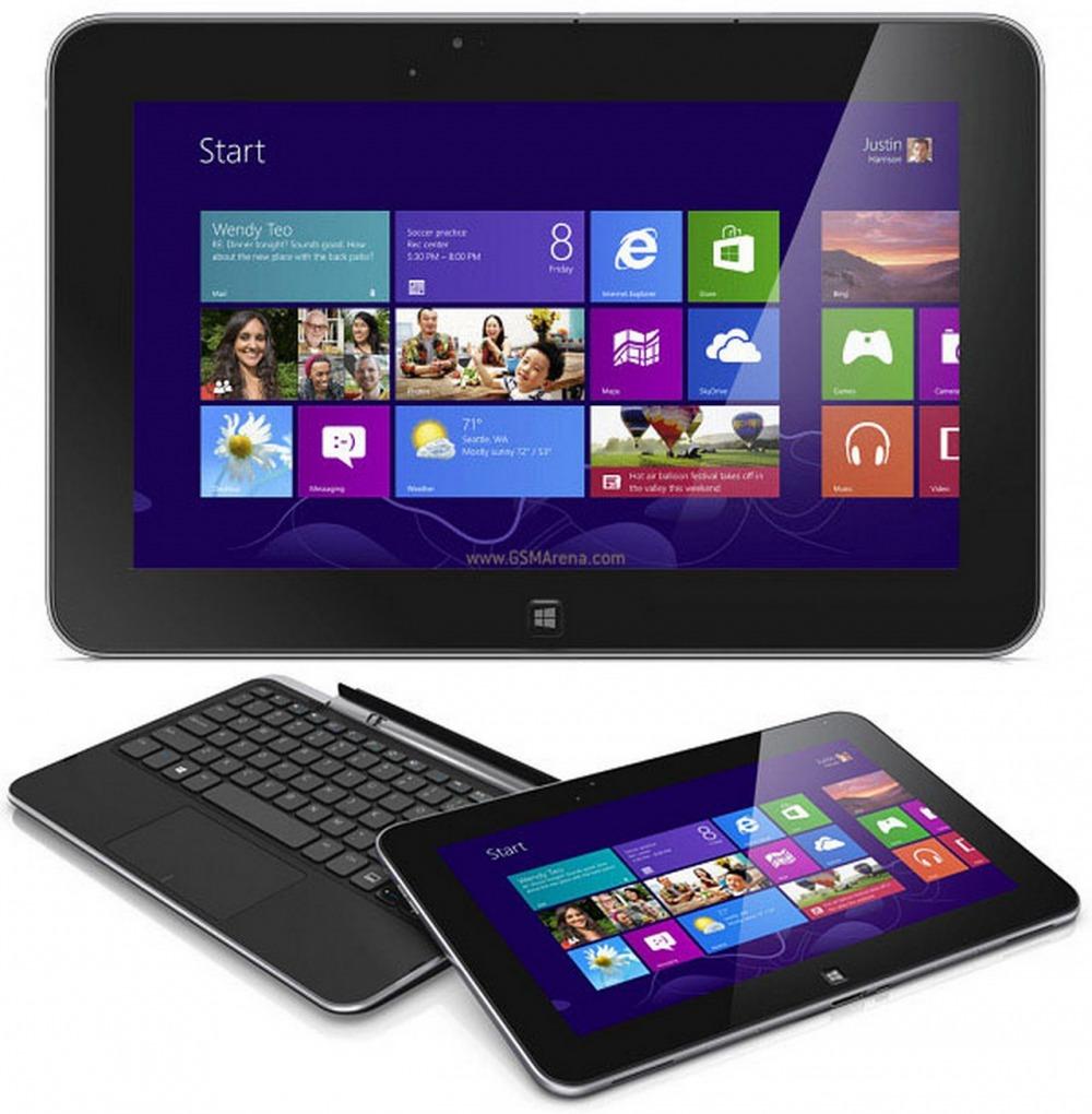 dell xps 10 tablet con tastiera dock e windows rt a 599 euro tom 39 s hardware. Black Bedroom Furniture Sets. Home Design Ideas