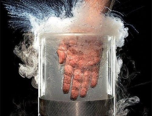 L 39 agenda digitale cascata nell 39 azoto liquido del governo for Temperatura lava