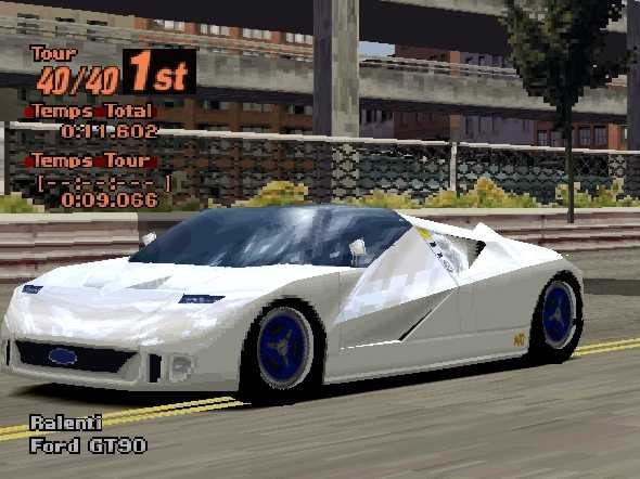 Ford GT90 | Game Division