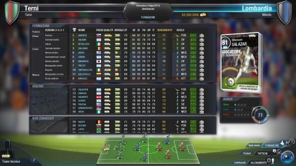gioco manageriale calcio pc