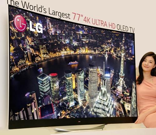 tv oled lg da 55 65 e 77 pollici mano al portafogli tom 39 s hardware. Black Bedroom Furniture Sets. Home Design Ideas