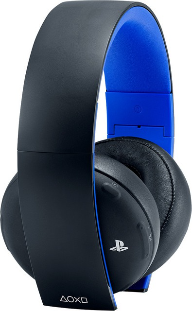 Cuffie wireless Sony PS4  con Surround 7.1