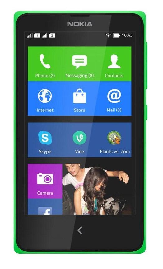 Nokia X Smartphone basato sulla piattaforma Nokia X, una versione Android modificata da Nokia, con interfaccia utente molto simile a quella di Windows Phone. Pensato per i mercati emergenti, e […]