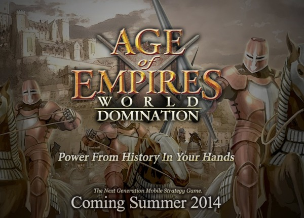 Microsoft ha annunciato Age of Empires: World Domination, un nuovo