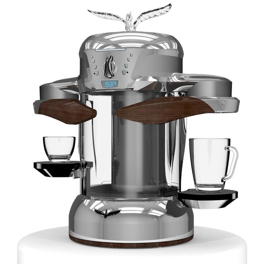 La fenice made in italy il caff espresso ad induzione - Macchina del caffe bar ...