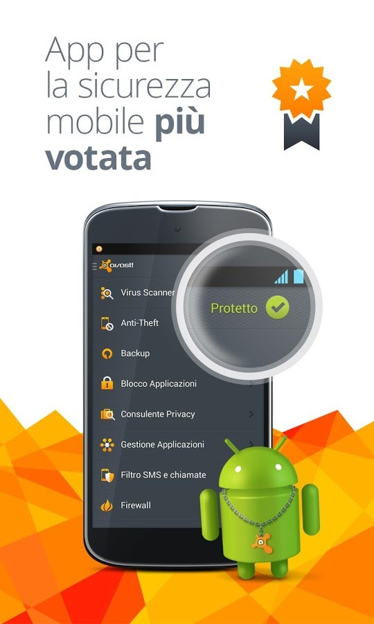 Recensione avast mobile security per android tom 39 s hardware - Scelta dello smartphone ...