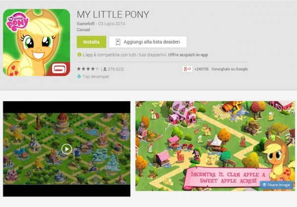 google play application gratuite