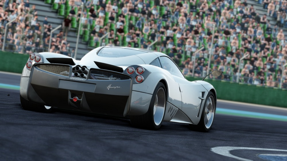 Cambiare Team Project Cars
