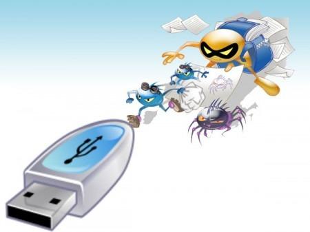 La minaccia di un virus USB