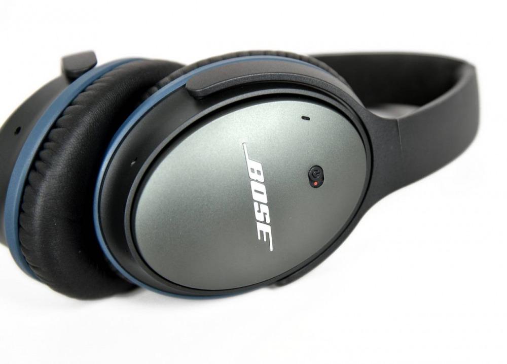 Recensione Bose QuietComfort 25 8b5b5a7916db