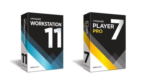 Annunciati VMware Workstation 11 e VMware Player Pro