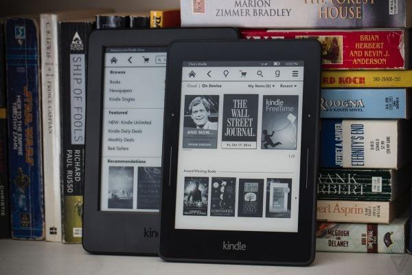 Amazon Kindle Voyage al momento pare davvero il miglior e-book reader sul mercato mondiale. Presentato il 18 settembre sul mercato statunitense – e ancora indisponibile in Italia – sta facendo […]