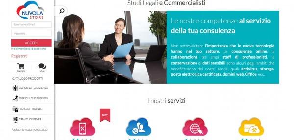 Nuvola Store di Telecom Italia si rivolge direttamente alle Pmi