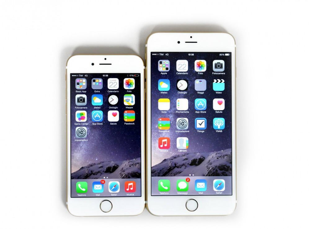 Schermo iphone 5s poco luminoso