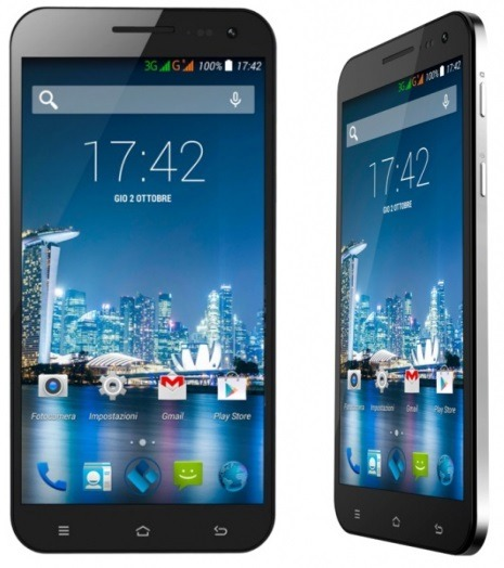 Komu K8 4G smartphone